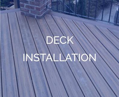 Deck Installation | Richmond, Virginia