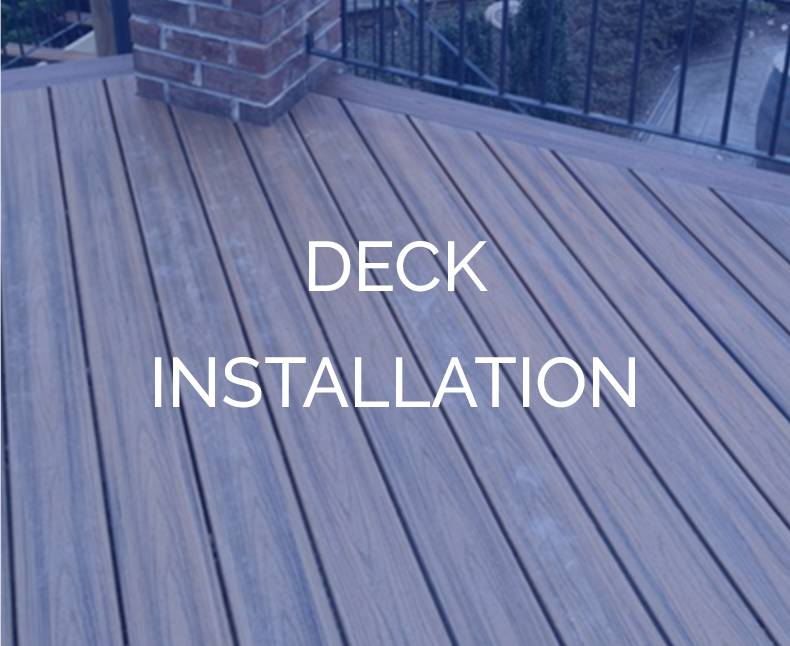 Deck Installation | Richmond, Virginia
