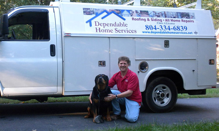 Ernie Stevens - Dependable Home Services