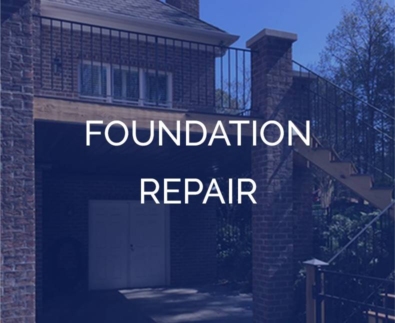 Foundation Repair | Richmond, Virginia