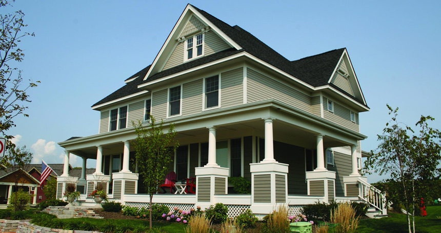 Replacement Siding Guide James Hardie Vs Vinyl Dependable Home Services