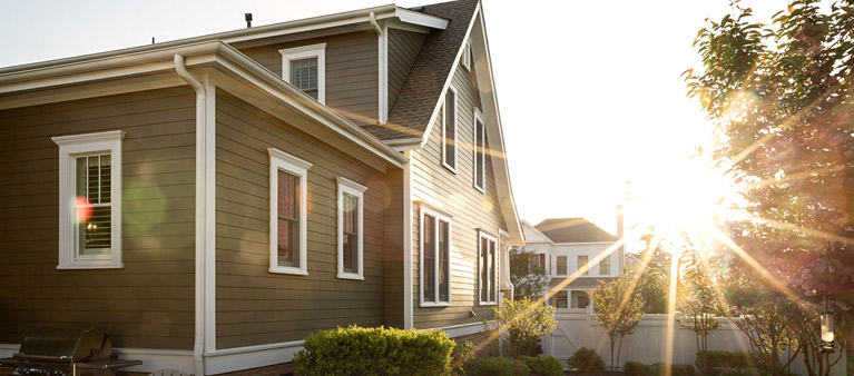 Siding installation services in Richmond Virginia